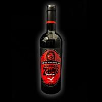 Blood Red Rigor Mortis Wein