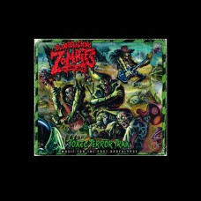 CD Toxic Terror Trax (Digipack)