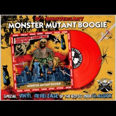 Monster Mutant Boogie LP Pre-order / Reservierung