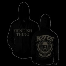 "Kapuzenjacke ""Fiendish Thing"""