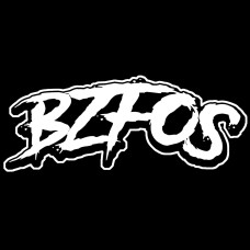 "Gestickter Patch ""BZFOS"""