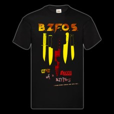 "T-Shirt ""Night of a 1000 knives"""